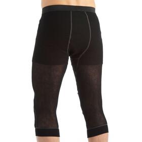 Aclima M's Woolnet Knee Pants Black
